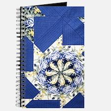 Pinwheels In Floral Journal