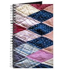 Vintage Amish Quilt Journal