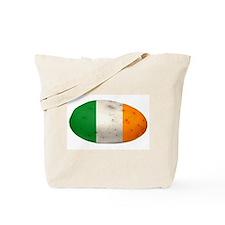 Cute Irish potato flag offensive stereotype st. patrick Tote Bag