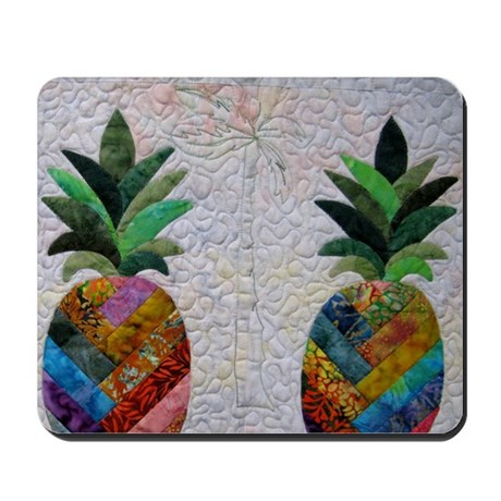 Trudy's Pineapple Mousepad