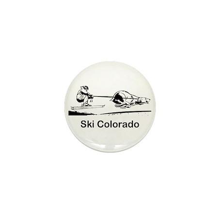 Ski Colorado Mini Button (100 pack)