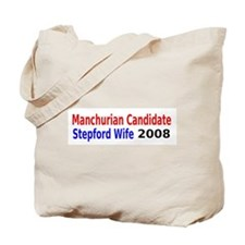 Manchurian Candidate Tote Bag