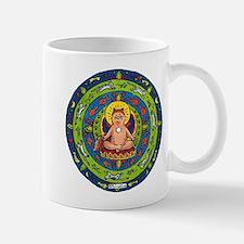 Cat Mandala Mug