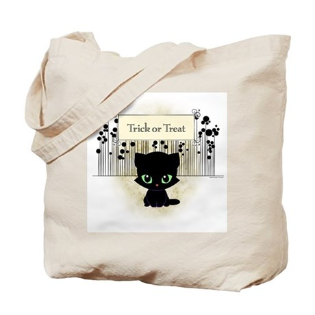 Bucky's Trick or Treat Tote Bag
