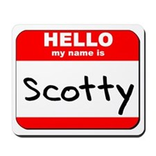 Hello my name is Scotty Mousepad