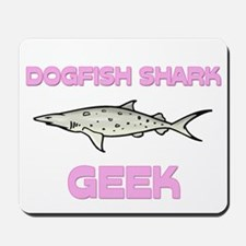Dogfish Shark Geek Mousepad