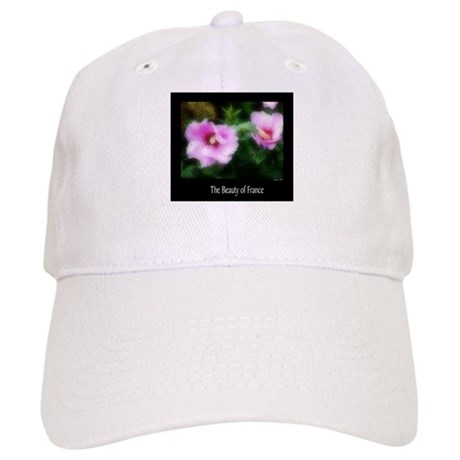 Flowers Around The World Cap