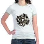 Samhain Celtic Knot Jr. Ringer T-Shirt