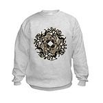 Samhain Celtic Knot Kids Sweatshirt