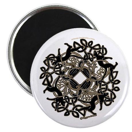 Samhain Celtic Knot Magnet