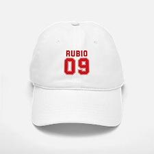 RUBIO 09 Baseball Baseball Cap