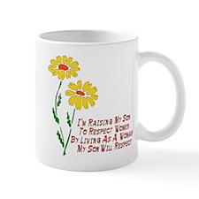 Respect Women Mug
