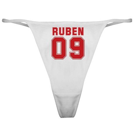 RUBEN 09 Classic Thong