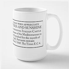 April in Italy Mug