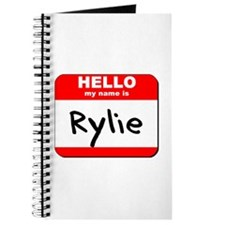 Hello my name is Rylie Journal