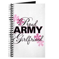 Proud Army Girlfriend Journal
