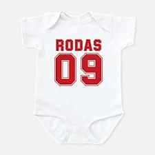 RODAS 09 Infant Bodysuit