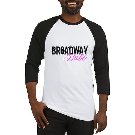 Broadway Babe Baseball Jersey