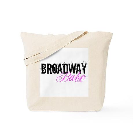 Broadway Babe Tote Bag
