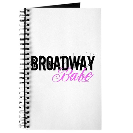 Broadway Babe Journal