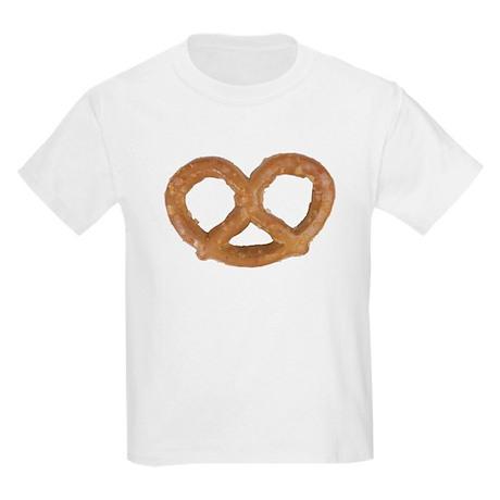 A Pretzel On Your Kids T-Shirt