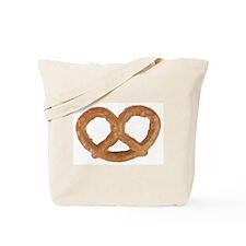 A Pretzel On Your Tote Bag