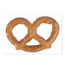 A Pretzel On Your Postcards (Package of 8)