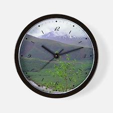 St Helens Re-Birth Wall Clock