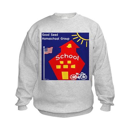 Good Seed HomeSchool Kids Sweatshirt