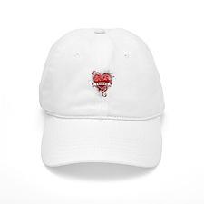 Heart Fresno Baseball Cap