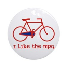 MPG Ornament (Round)