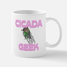 Cicada Geek Mug