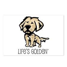 Life's Golden II Postcards (Package of 8)