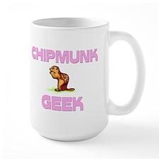 Chipmunk Geek Mug