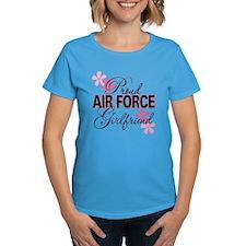 Proud Air Force Girlfriend Tee