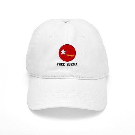 Free Burma Cap