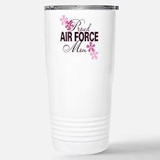 Proud Air Force Mom Travel Mug