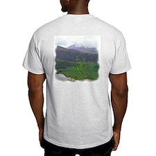 St Helens Re-Birth Ash Grey T-Shirt