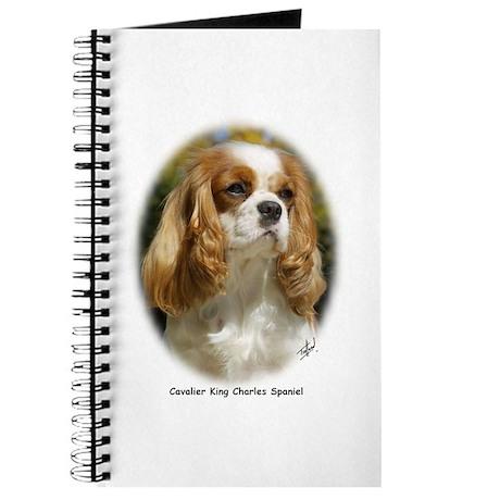 Cavalier King Charles Spaniel 9R026D-154 Journal