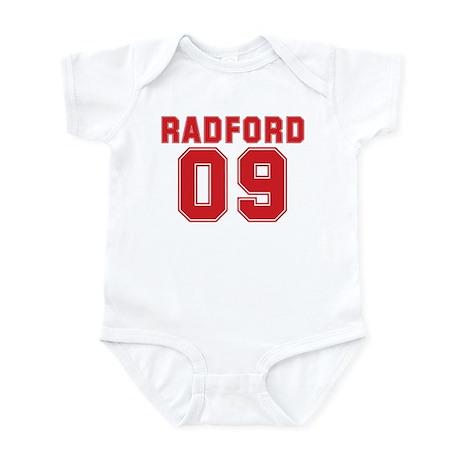 RADFORD 09 Infant Bodysuit