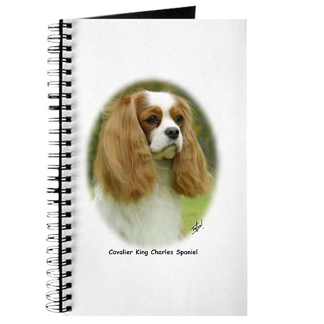 Cavalier King Charles Spaniel 9F98D-19 Journal