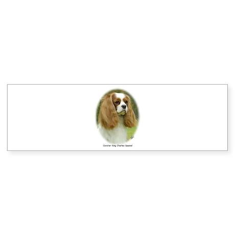 Cavalier King Charles Spaniel 9F98D-19 Sticker (Bu