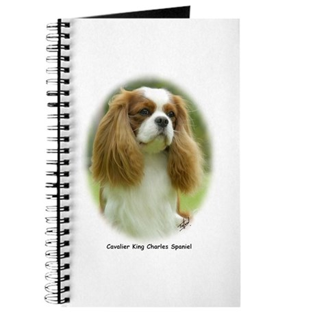Cavalier King Charles Spaniel 9F97D-19 Journal