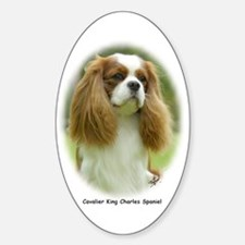 Cavalier King Charles Spaniel 9F97D-19 Decal