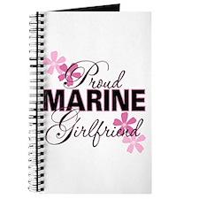 Proud Marine Girlfriend Journal