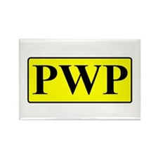 PWP Rectangle Magnet