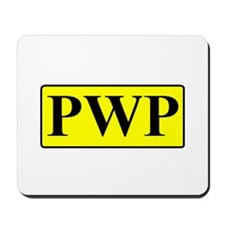PWP Mousepad
