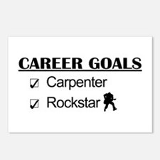 Carpenter Career Goals - Rockstar Postcards (Packa