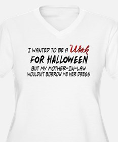 Mother-in-law Witch T-Shirt