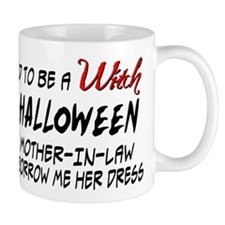 Mother-in-law Witch Mug